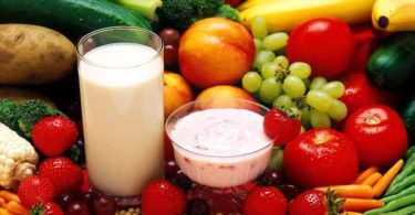 Soy and Whey Vegan Diet